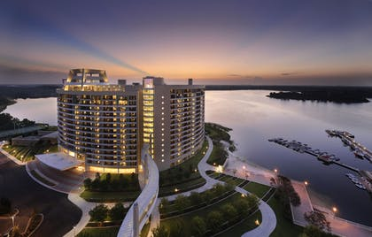 Featured Image | Bay Lake Tower at Disney's Contemporary Resort