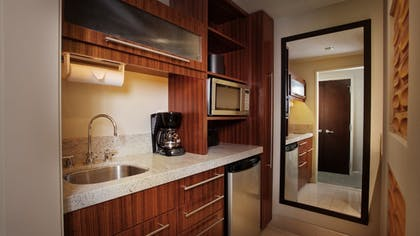 In-Room Kitchenette | Bay Lake Tower at Disney's Contemporary Resort