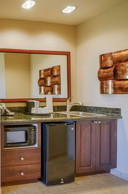 Private Kitchen | Hampton Inn & Suites Pinedale