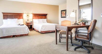 Room | Hampton Inn & Suites Pinedale