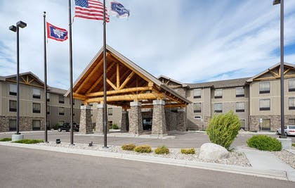| Hampton Inn & Suites Pinedale
