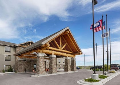 Exterior | Hampton Inn & Suites Pinedale