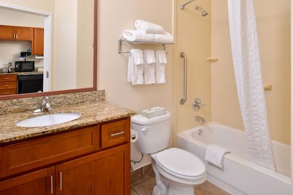 In-Room Amenity   Candlewood Suites ABILENE