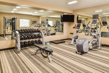 Fitness Facility   Candlewood Suites ABILENE
