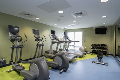 Gym | SpringHill Suites by Marriott Columbia Downtown/The Vista