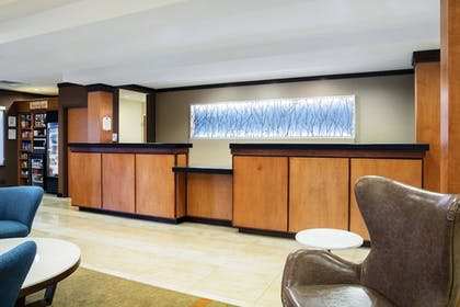 Check-in/Check-out Kiosk | Fairfield Inn & Suites by Marriott St. Augustine I-95