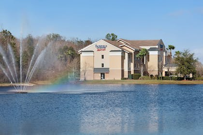 Exterior | Fairfield Inn & Suites by Marriott St. Augustine I-95