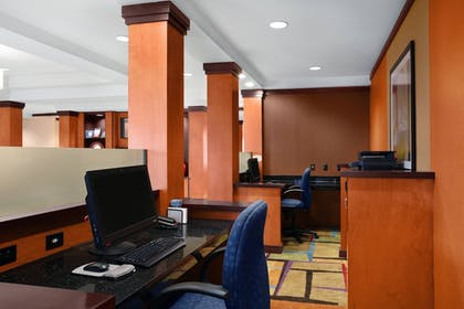 Business Center | Fairfield Inn & Suites by Marriott St. Augustine I-95