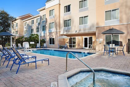 Outdoor Pool | Fairfield Inn & Suites by Marriott St. Augustine I-95