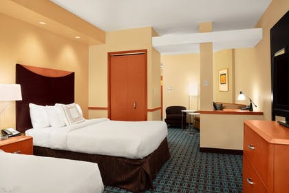 Room | Fairfield Inn & Suites by Marriott St. Augustine I-95