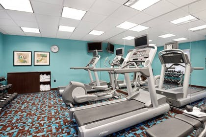 Fitness Facility | Fairfield Inn & Suites by Marriott St. Augustine I-95