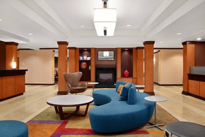 Lobby | Fairfield Inn & Suites by Marriott St. Augustine I-95