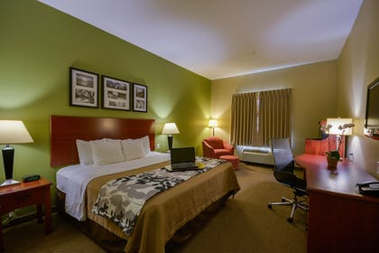 Guestroom | Sleep Inn And Suites Pearland - Houston South