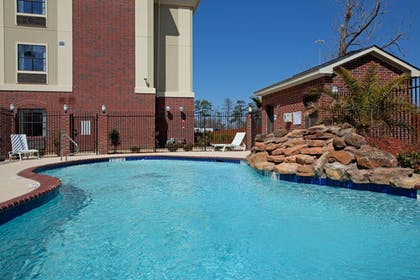 Pool | Holiday Inn Express Hotel & Suites VIDOR SOUTH