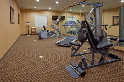 Fitness Facility | Holiday Inn Express Hotel & Suites VIDOR SOUTH