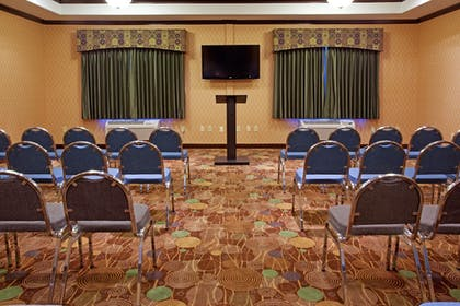Meeting Facility | Holiday Inn Express Hotel & Suites VIDOR SOUTH