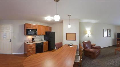 In-Room Kitchen | Candlewood Suites Bartlesville East