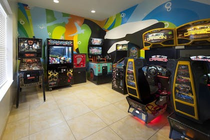 Game Room | Fairfield Inn & Suites by Marriott Orlando at SeaWorld