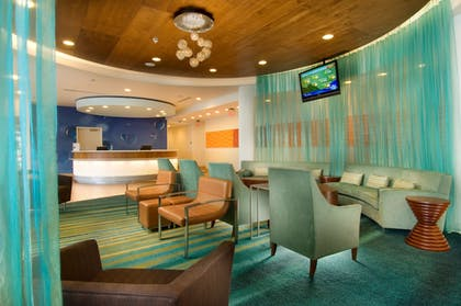 Lobby Sitting Area   SpringHill Suites by Marriott San Antonio Airport