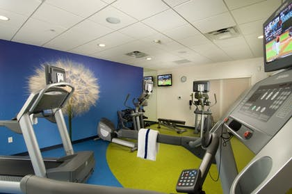 Fitness Facility   SpringHill Suites by Marriott San Antonio Airport