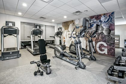 Sports Facility   SpringHill Suites by Marriott San Antonio Airport