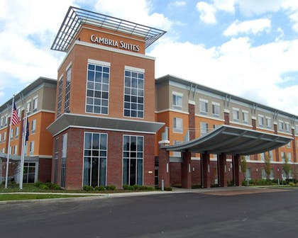 Hotel Front | Cambria Hotel Noblesville Indianapolis