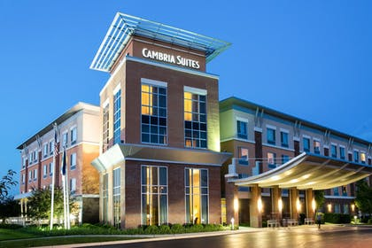 Hotel Front - Evening/Night | Cambria Hotel Noblesville Indianapolis