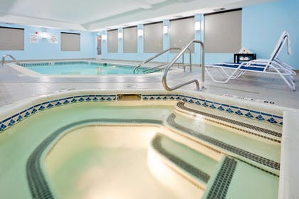 Pool | Holiday Inn Express Hotel & Suites West Coxsackie