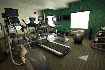 Fitness Studio | Holiday Inn Express Hotel & Suites West Coxsackie