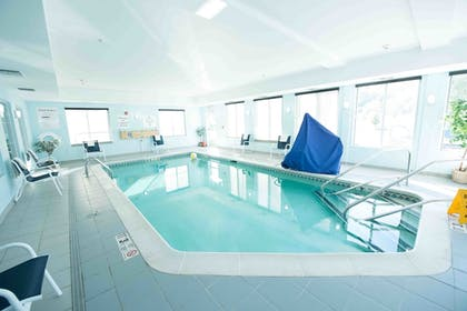 Indoor Pool | Holiday Inn Express Hotel & Suites West Coxsackie