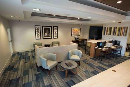 Interior | Holiday Inn Express Hotel & Suites West Coxsackie