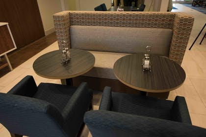 Breakfast Area | Holiday Inn Express Hotel & Suites West Coxsackie
