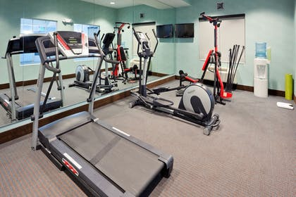 Fitness Facility | Holiday Inn Express Hotel & Suites West Coxsackie