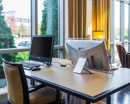 Business Center | Cambria Hotel Madison East