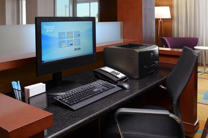 Business Center | Fairfield Inn & Suites by Marriott Dallas Plano/The Colony