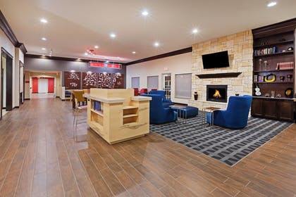 Lobby | TownePlace Suites by Marriott Odessa