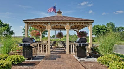 BBQ/Picnic Area | Candlewood Suites Buffalo - Amherst