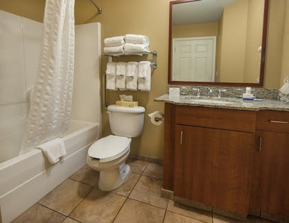 Guestroom | Candlewood Suites Buffalo - Amherst