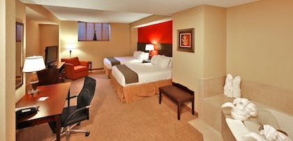 Guestroom | Holiday Inn Express Baltimore Downtown