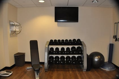 Fitness Facility | Holiday Inn Express Baltimore Downtown