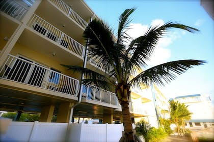 Hotel Front | Shoreline Island Resort - Exclusively Adult