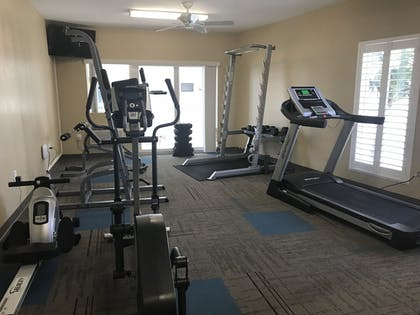 Fitness Facility | Shoreline Island Resort - Exclusively Adult