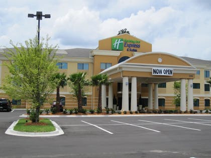 Hotel Front   Holiday Inn Express & Suites Jacksonville-Mayport/Beach