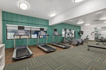 Gym | Holiday Inn Express Hotel and Suites West Valley