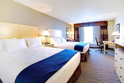 Guestroom | Holiday Inn Express Hotel and Suites West Valley