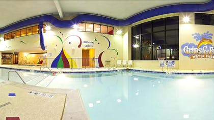 Indoor Pool | Holiday Inn Express Hotel and Suites West Valley