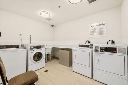 Laundry Room | Holiday Inn Express Hotel and Suites West Valley