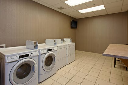 Laundry Room | SpringHill Suites by Marriott El Paso