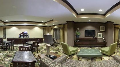 Lobby Lounge   Holiday Inn Express Hotel & Suites EL PASO