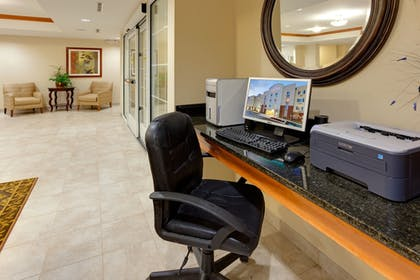 Business Center | Candlewood Suites Watertown Fort Drum